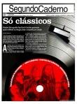 Capa Segundo Caderno Zero Hora - Discografia Pop Rock Gaúcho