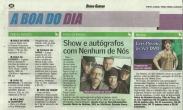 Diário Gaúcho - Cris Pereira/Artistaria