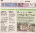 Diário Gaúcho - Da Guedes e SevenLox