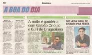 Diário Gaúcho - MC Jean Paul