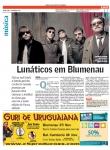 Jornal de Santa Catarina - Cachorro Grande