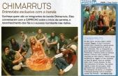 Revista Capricho - Chimarruts