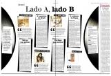 Segundo Caderno  Zero Hora - Discografia Pop Rock Gaúcho