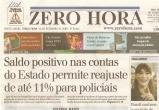 Zero Hora - Capa - Da Guedes