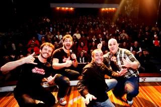 Iotti apresenta: Radicci e Comédia Urbana no Teatro do GNU |