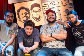 cia do stand up credito Sandro Morgado