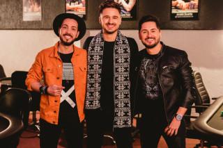 Guilherme Meca feat Sandro e Cicero credito Natan Franklin