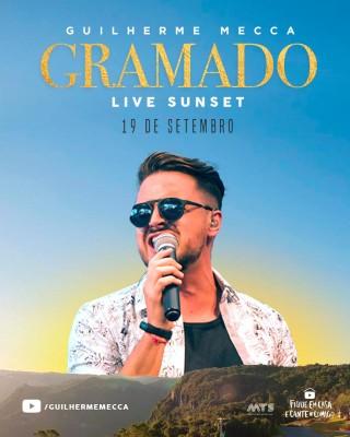 card Mecca Gramado Live Sunset